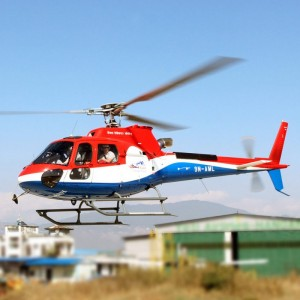 Kailash Helicopter acquires first Airbus helicopter for commercial operation