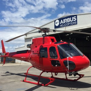 Microflite take delivery of 14th Airbus helicopter – a new H125