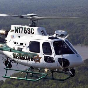Airbus takes Seminole County Sheriff H125 AStar to ALEA Convention