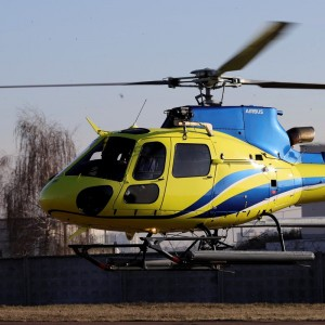 Ukraine Border Guards receive first two Airbus H125s