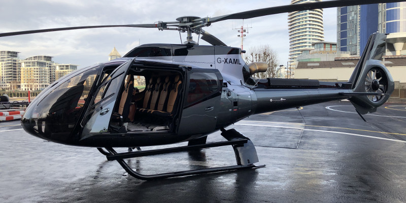Helihub Airbus Launches The Ach130 Aston Martin Edition Helihub