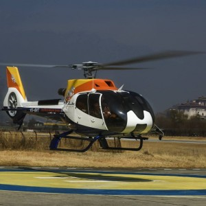 Airbus take H130 and H135 to Singapore Airshow