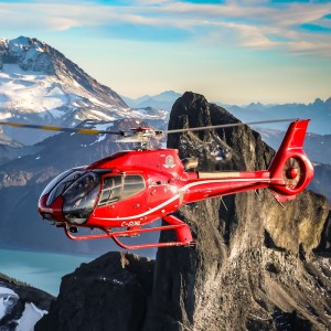 World's First 100% Carbon Neutral Full Service Helicopter Operator
