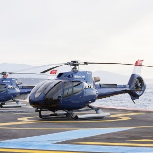 Monacair receives last of six new H130s