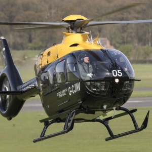 H135 receives Transport Canada Civil Aviation certification