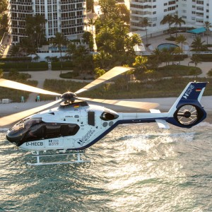 Milestone Aviation provides four new H135 helicopters to ADAC