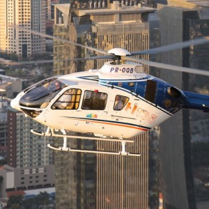 Airbus takes first Latin American H135 upgrade on demo tour