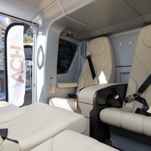 HeliGroup launches world-first Airbus ACH135 Helionix for charter operations