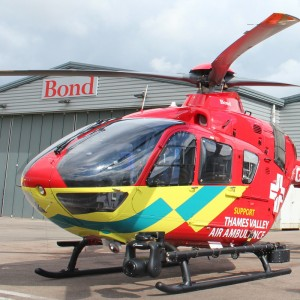 Thames Valley and Hampshire IOW Air Ambulances start night flights