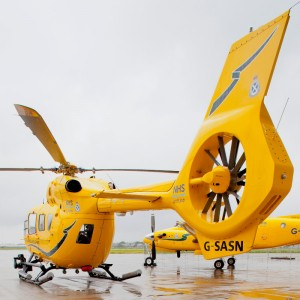 New £4.5M air ambulance base opened at Glasgow Airport