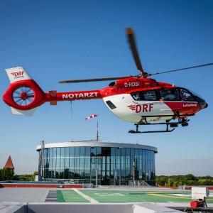 DRF Luftrettung receives EURAMI certification