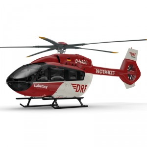 DRF Luftrettung expands its H145 and H135 fleet
