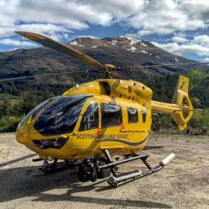 Gama Aviation starts Scottish EMS operations after taking contract back from Babcock