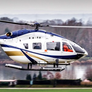 Korfez Aviation takes delivery of H145 Mercedes Benz Style