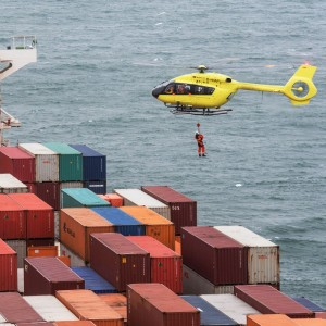 Airbus demonstrates H145 in offshore roles