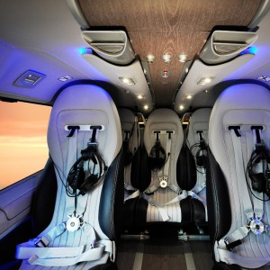 EASA approves Mecaer interior for H145 Mercedes Benz Style