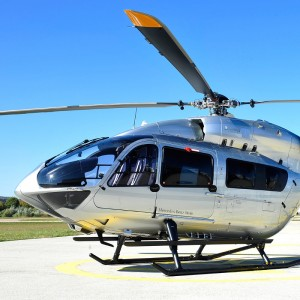 Airbus introduces H145 Mercedes-Benz Style