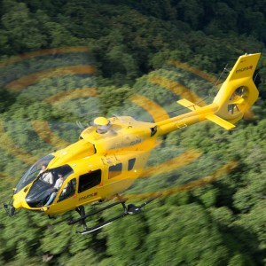 Pacific Helicopters receives first of three H145s