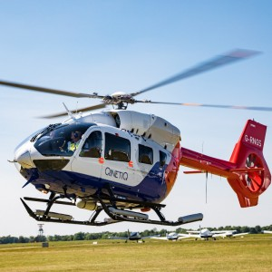 QinetiQ contract with Castle Air to operate new Airbus H145