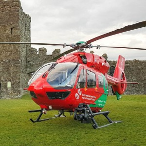 Wales Air Ambulance starts 24×7 ops