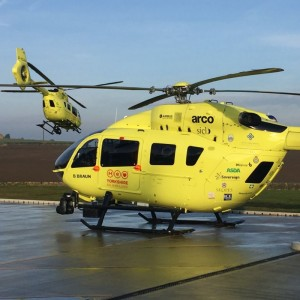 Yorkshire Air Ambulances to carry blood on board