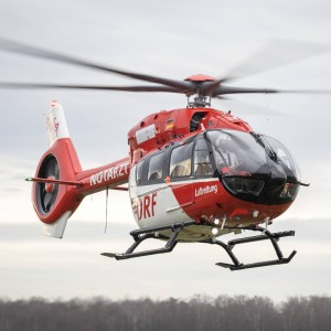 DRF Luftrettung to deploy first five-bladed H145