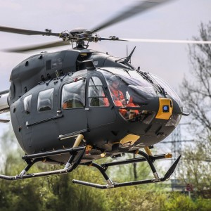 First German first H145M special ops pilots complete training
