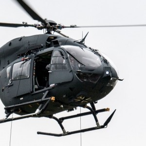 German military receives first two H145M helicopters