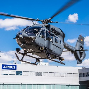 German Air Force receives last H145M