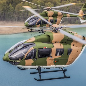 Royal Thai Navy receives first pair of H145M
