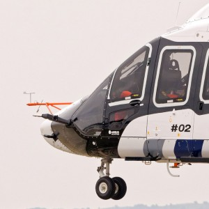 First flight for second H160