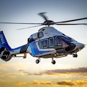 First flight for Airbus H160 for All Nippon Helicopter