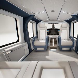 Airbus reveals H160 VIP interior at EBACE 2016