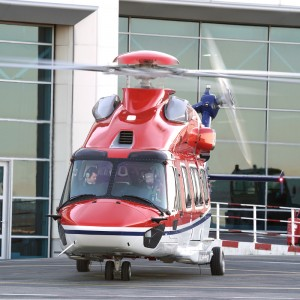 CHC receives second H175 via LCI lease