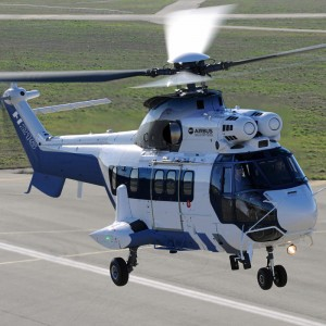 Airbus takes H215 on South America demo tour