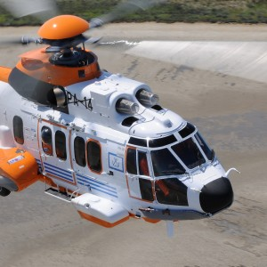 Argentine Coast Guard receives first H225