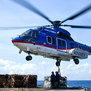 Erickson Wins IDIQ, Subcontractor to Metson Marine Services on Navy Contract
