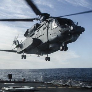 Canadian Air Force expecting CH-148 Cyclone project completion in 2025