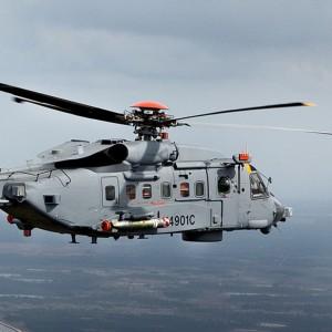 Rheinmetall and Sikorsky present S92 to replace German Navy Sea Kings