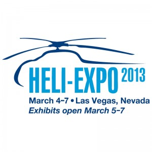 Doors to HELI-EXPO 2013 are about to Open!