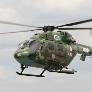 HAL prepare to hand over six helicopters at Aero India