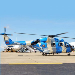 Maldivians to be Trained to Pilot Military Helicopters