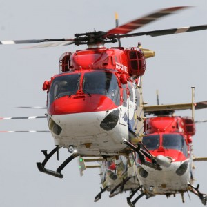Sarang helicopter display team reforms for AeroIndia 2015