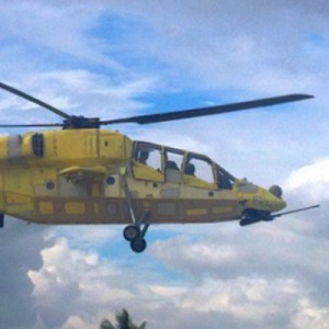 HAL flies third LCH prototype