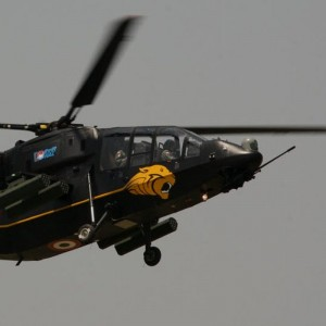 HAL to showcase Light Combat Helicopter at AeroIndia