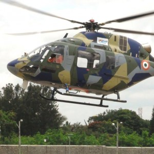 HAL gets Initial Operational Clearance for LUH