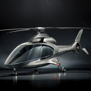 New 5 seat helicopter will turn private flying on its head