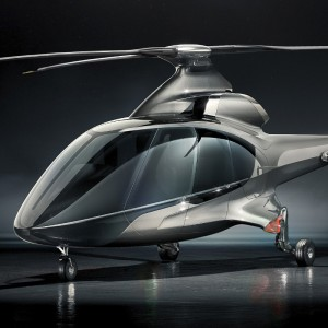 Composite Integration to produce tooling for Hill Helicopters HX50 fuselage