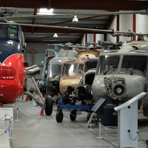 Helicopter Museum puts in £2 Million Lottery funds bid