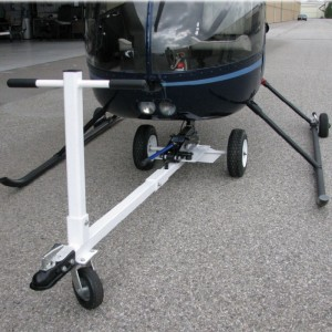"""HeliDolli.com releases """"Robidolli"""" dolly for Robinson helicopters"""